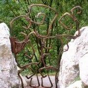kovana vrtna vrata